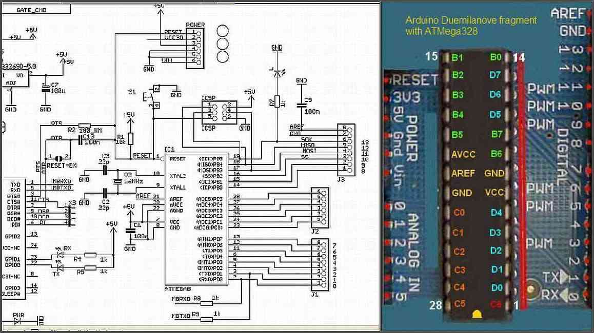 Arduino raspberry pi circuit diagram ccuart Image collections